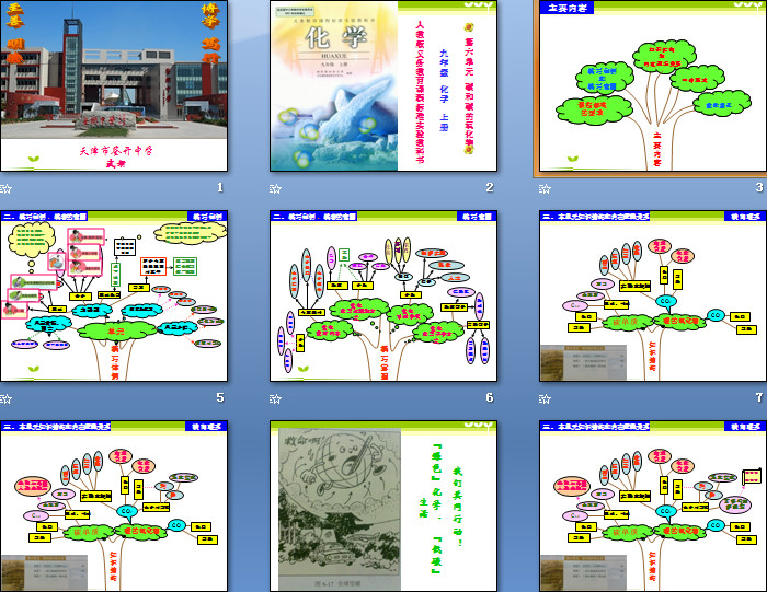 质量版初中化学九上第六单元碳和碳的氧化物初中教学改革v质量人教图片