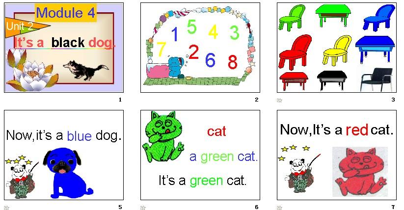 外研版 三年级英语上册课件高清图片